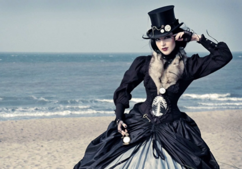 comment s'habiller steampunk